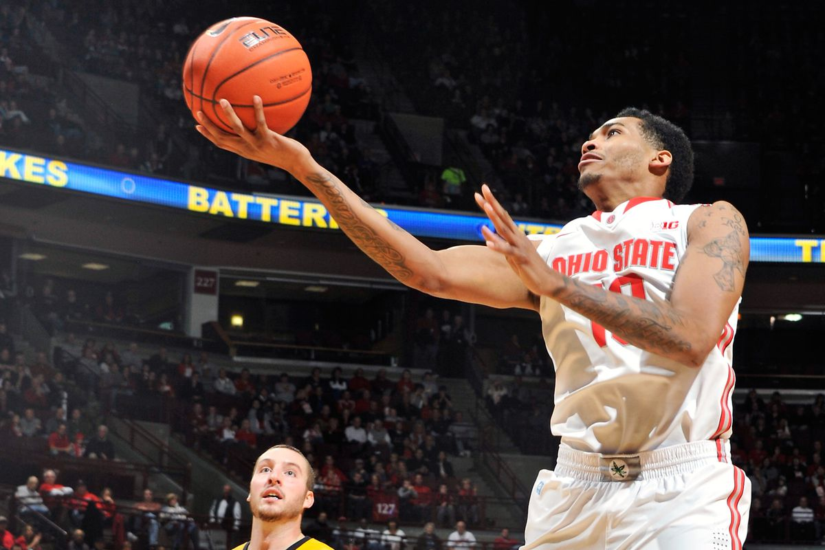 LaQuinton Ross may have become the second option Ohio State's been looking for.