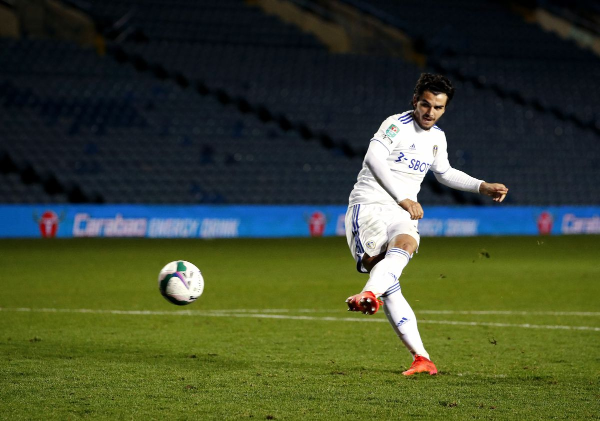 Leeds United v Hull City - Carabao Cup - Second Round - Elland Road