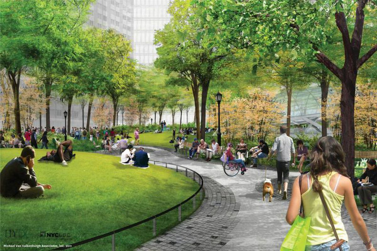 8bcc09296c75a Hudson Yards park expansion poised to become NYC's priciest - Curbed NY