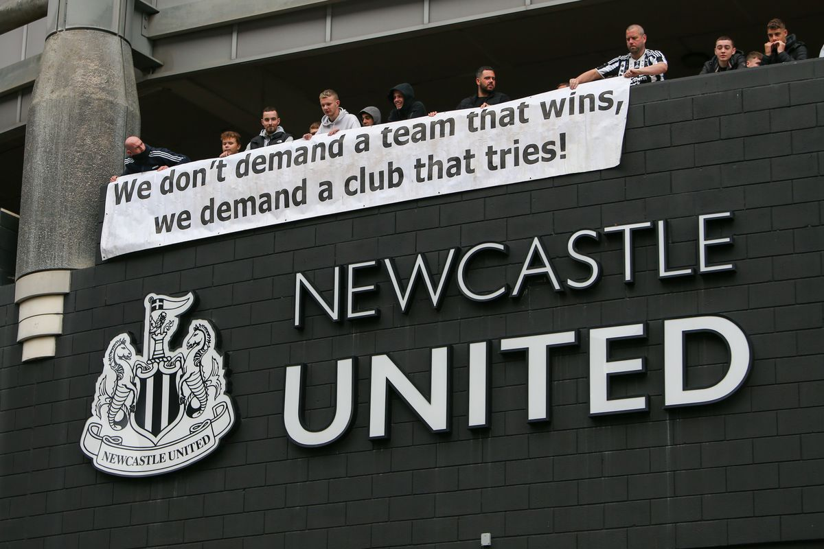 Newcastle United Fans React To News Of A Takeover