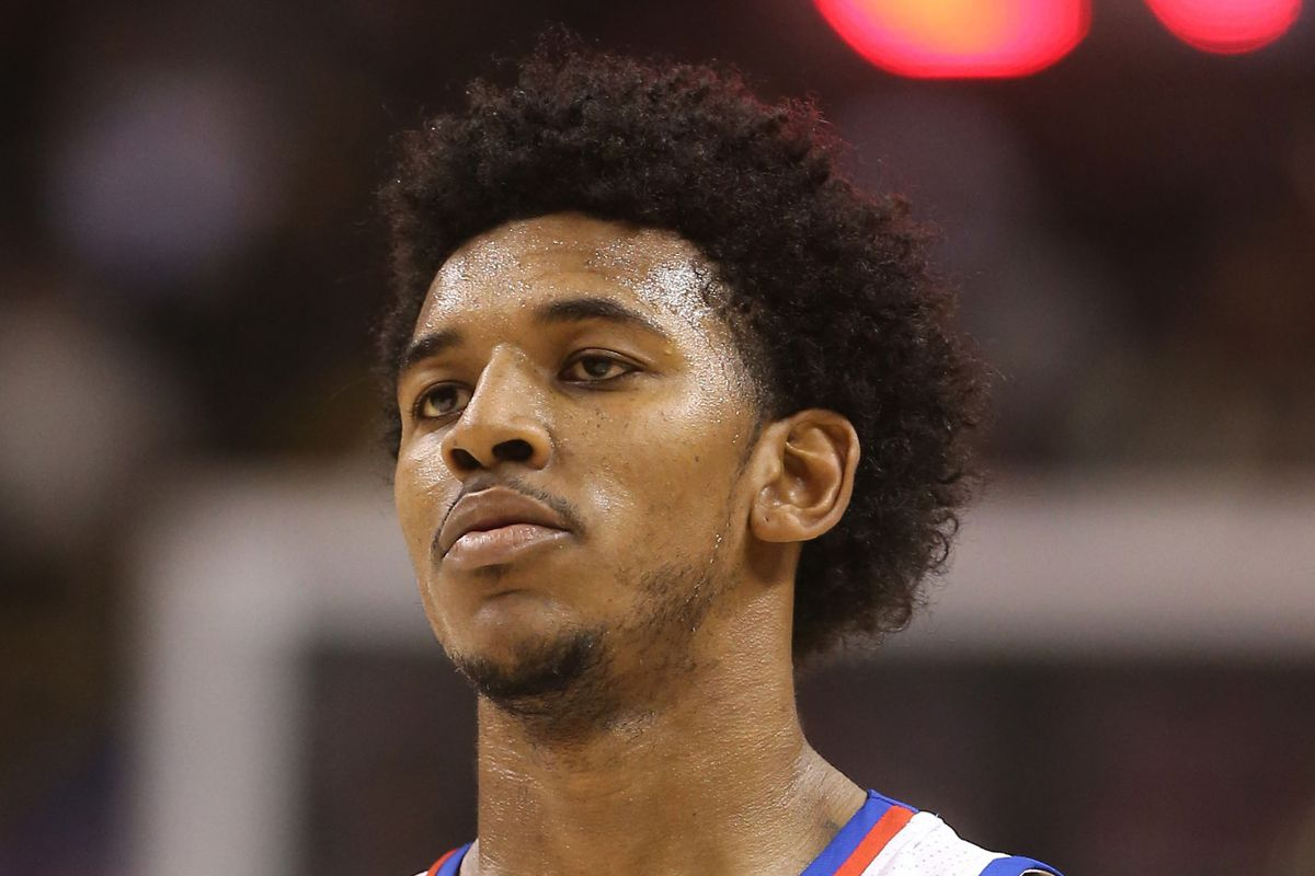 """Nick Young is OK with the """"creep life."""""""