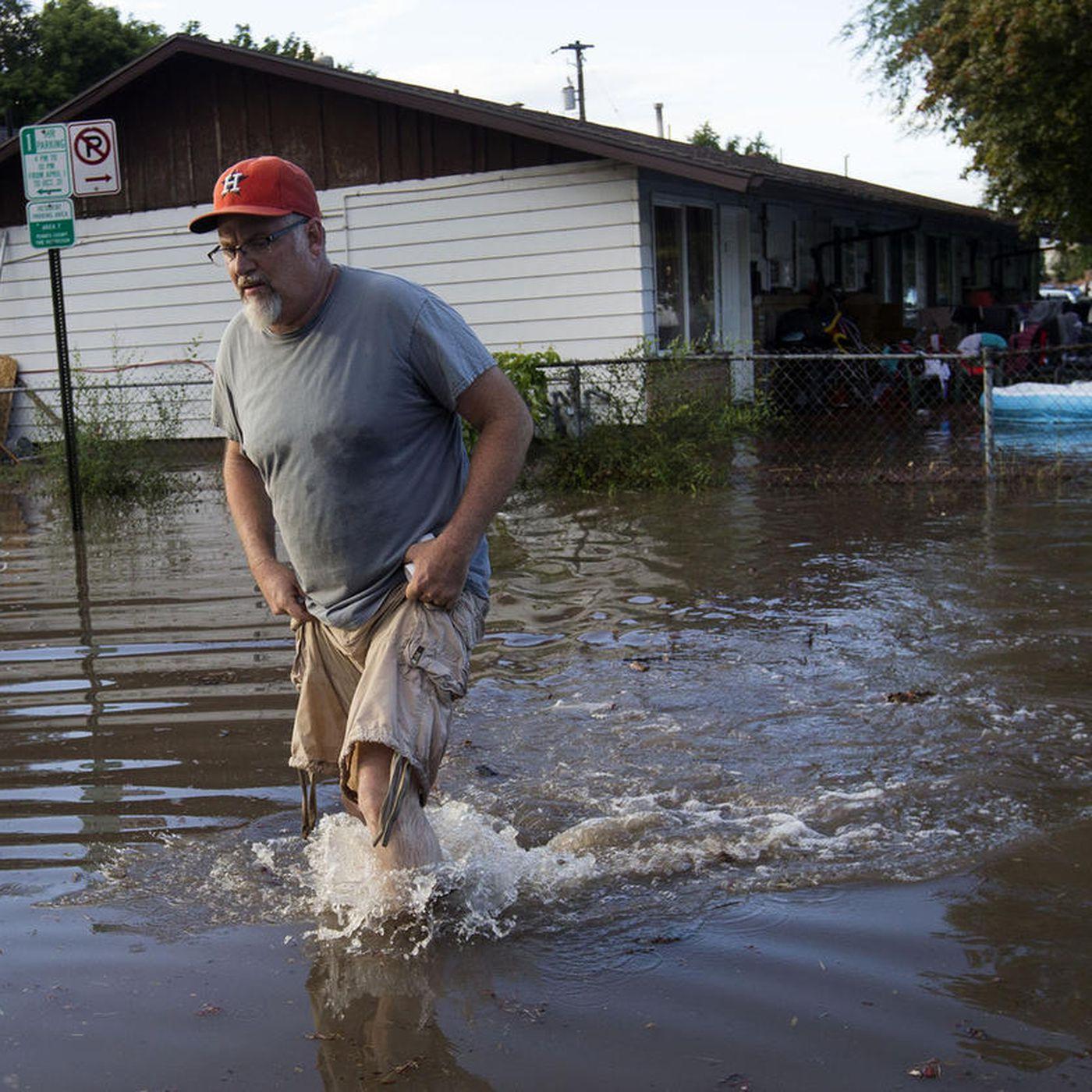 Mayor declares local emergency as flood damaged 92 homes