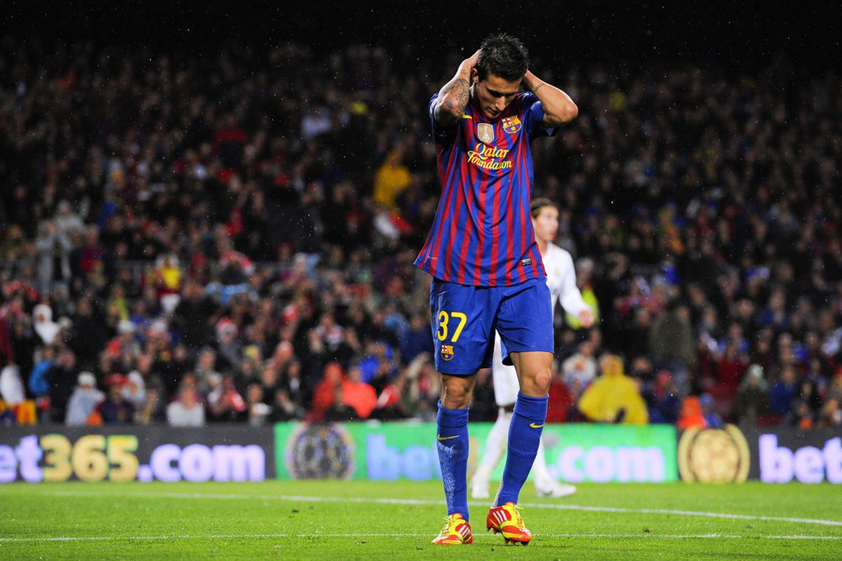 It didn't go too well the last time we tried it, but do you think Tello is ready to start against Los Blancos?