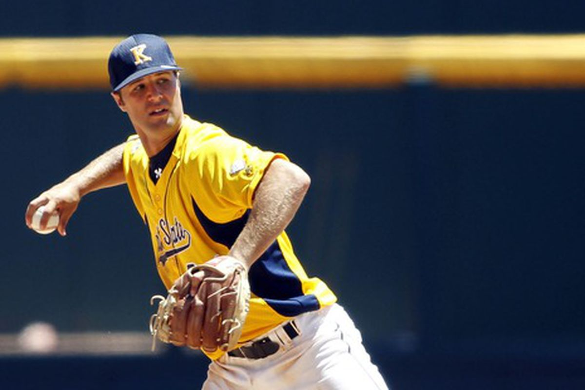 Sawyer Polen will be instrumental to the Flashes success in 2014.
