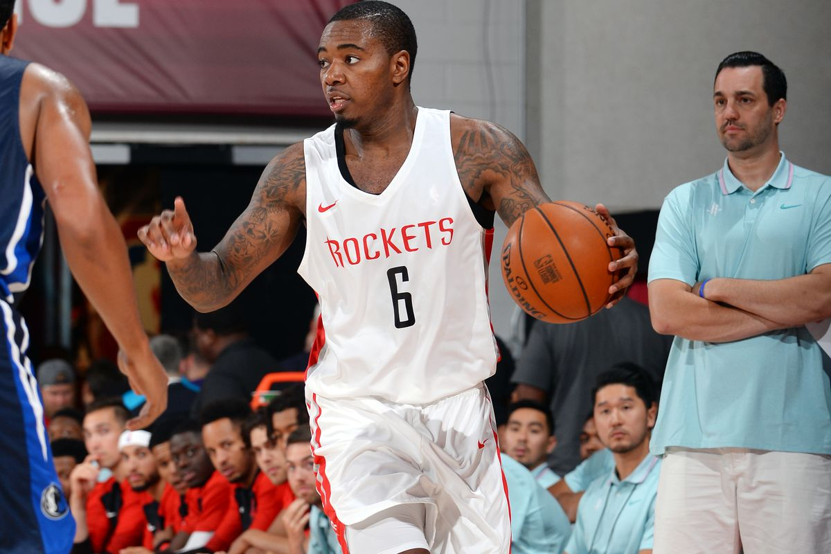 Houston Rockets vs  Sacramento Kings Summer League game