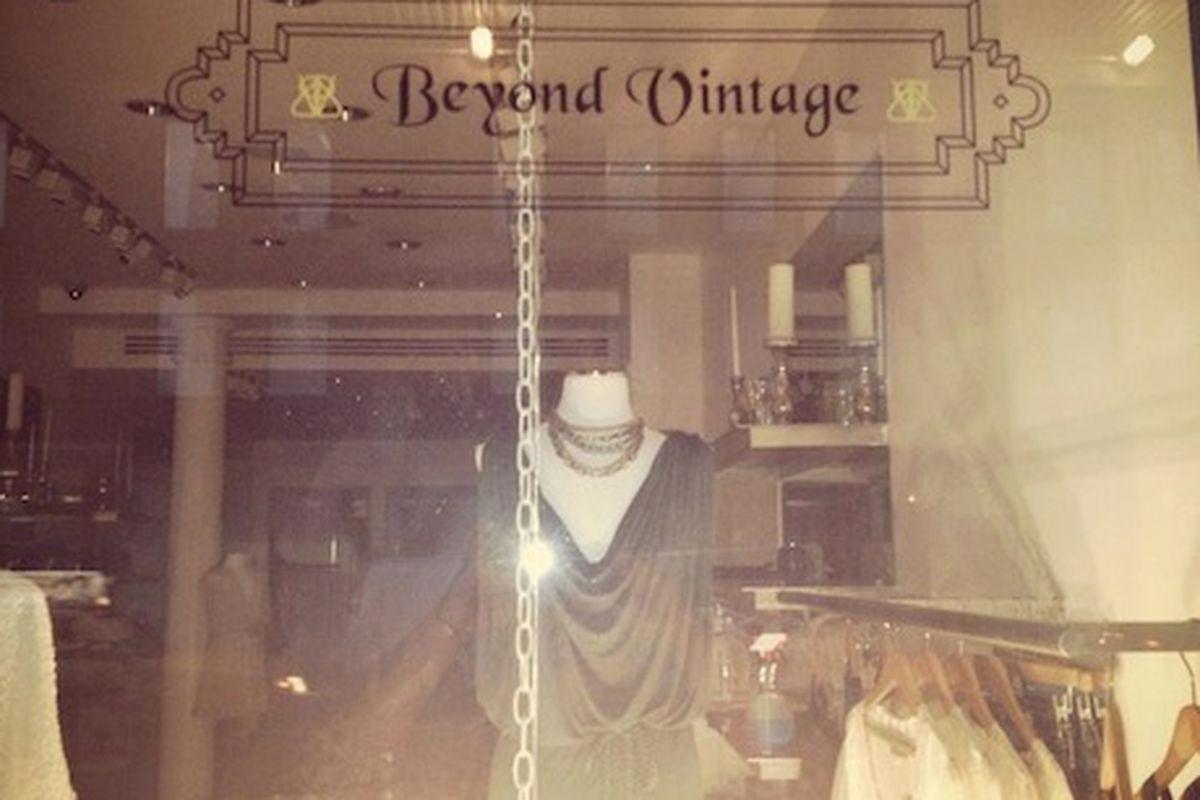 """Image via <a hef=""""https://www.facebook.com/beyondvintage"""">Beyond Vintage</a>/Facebook"""
