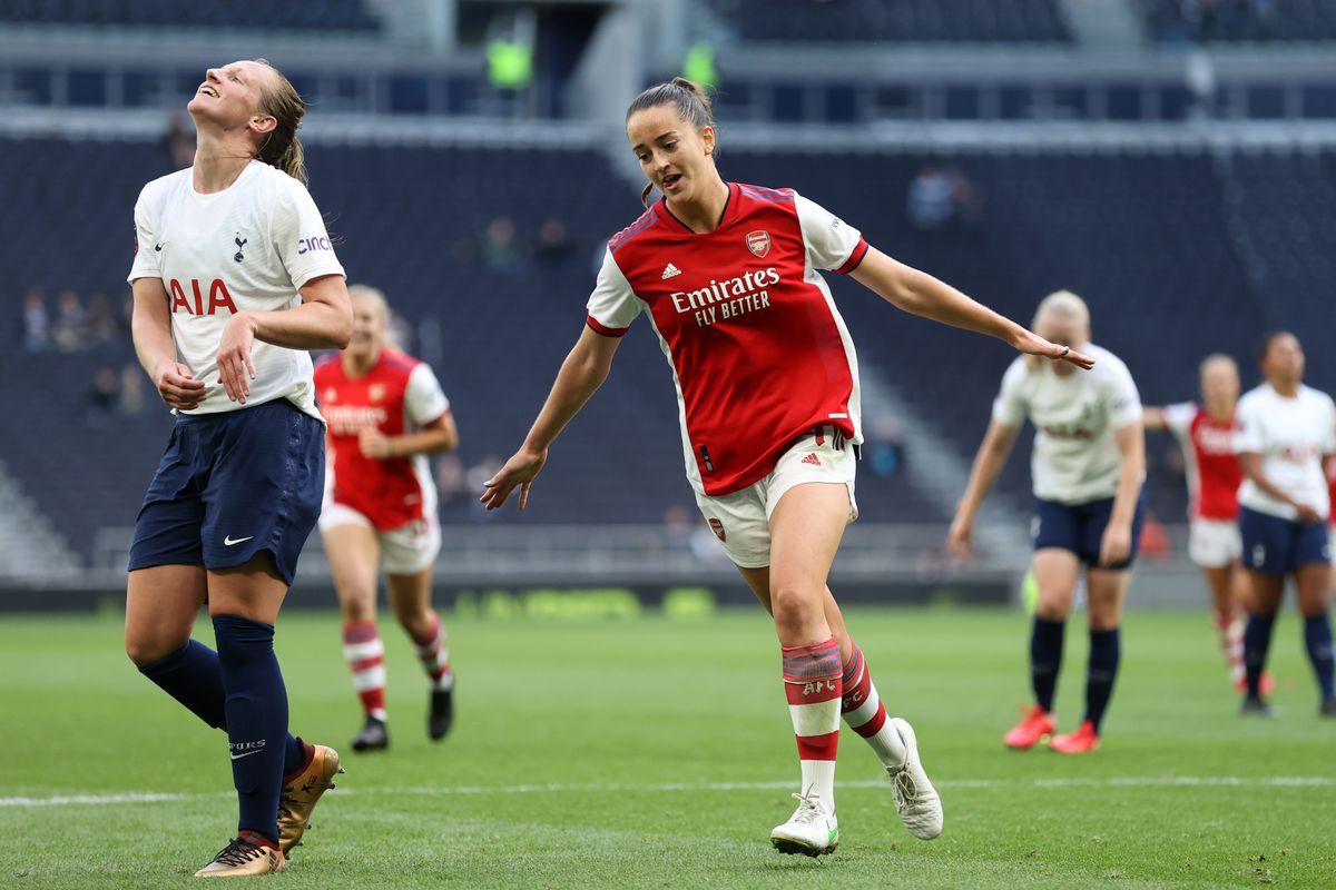 Tottenham Hotspur Women v Arsenal Women: The MIND Series