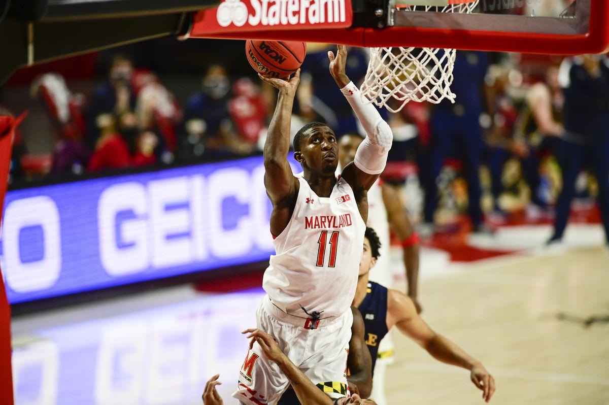 NCAA Basketball: La Salle at Maryland