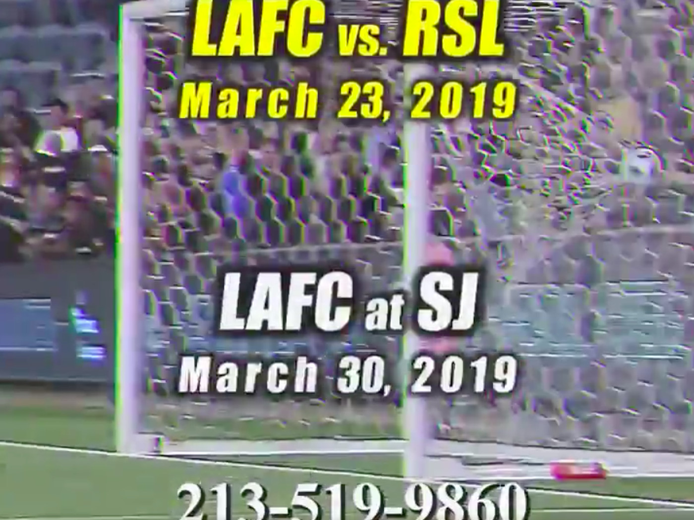 Lafc Channel 1980s Music Commercials With New Schedule Video