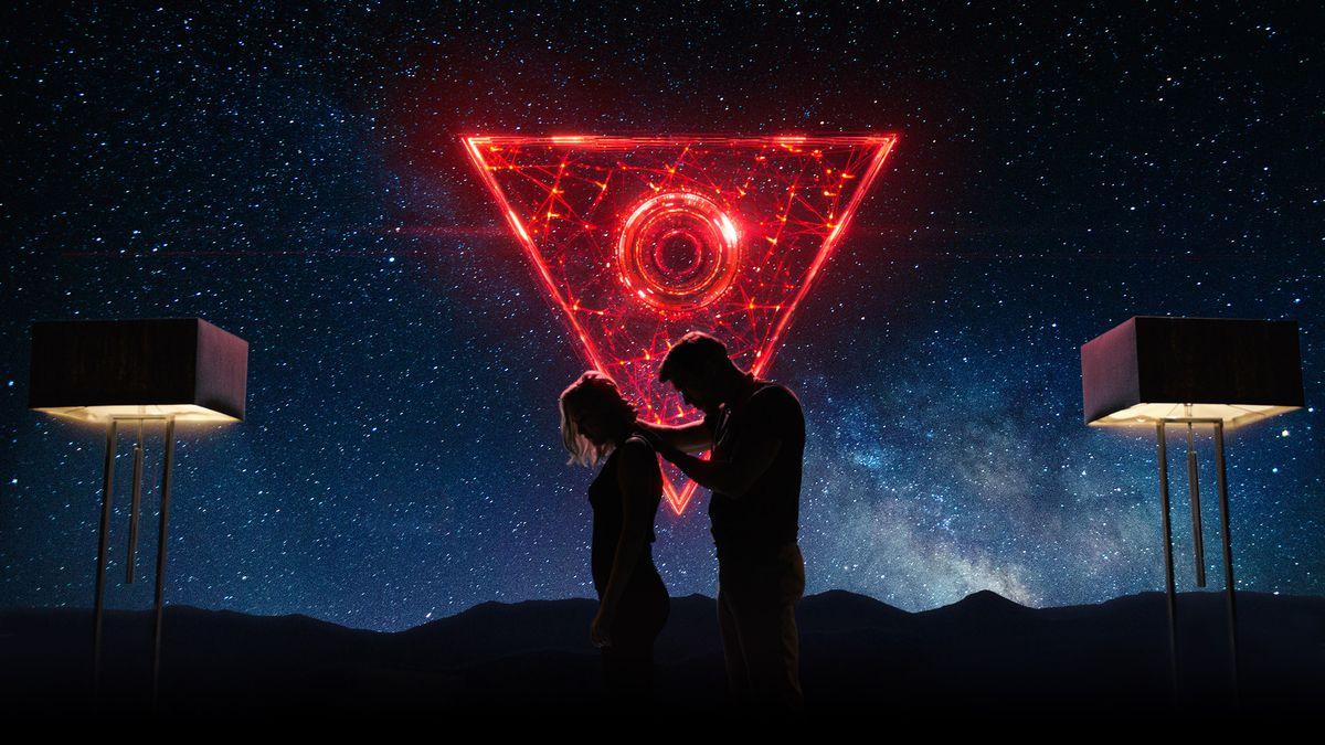 tau - netflix movie poster