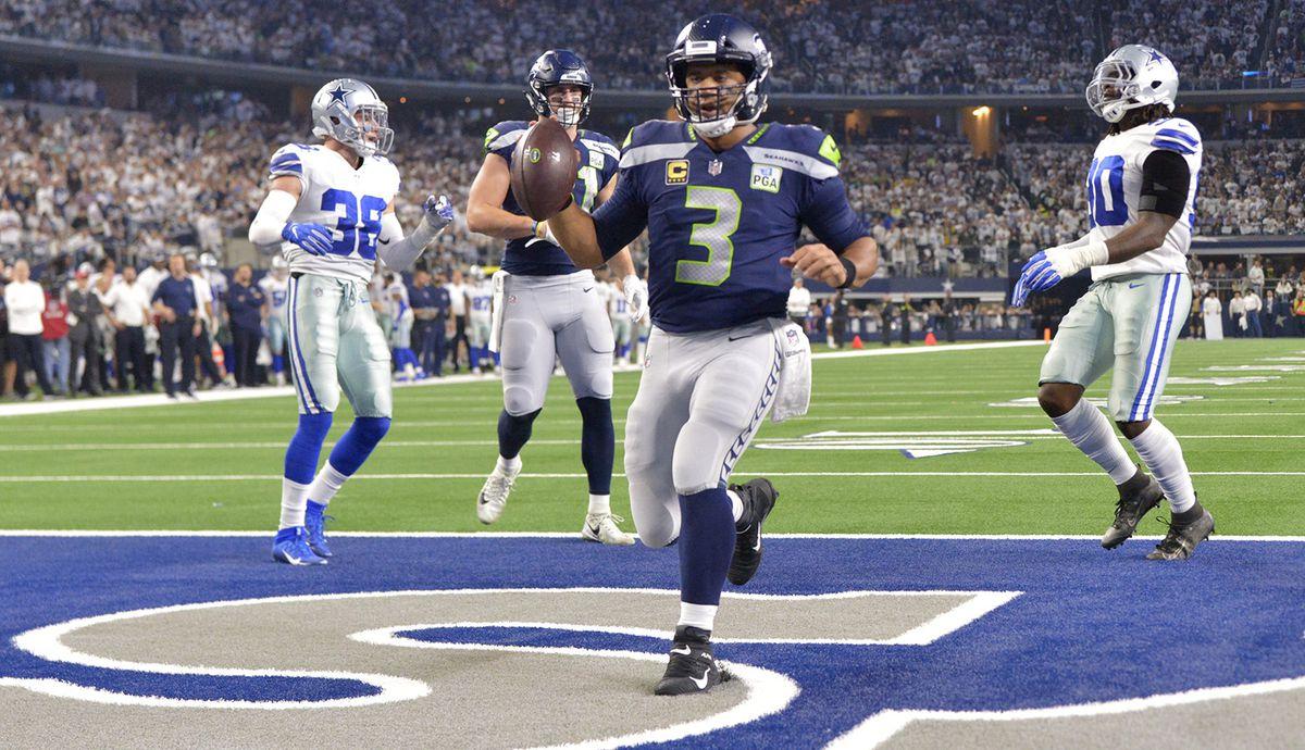 NFL Playoffs: Seattle at Dallas