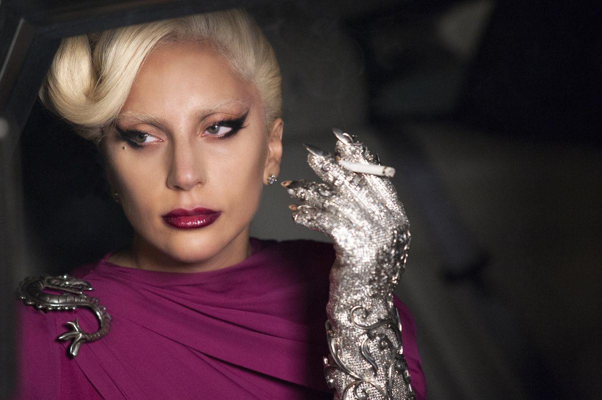 Lady Gaga on American Horror Story