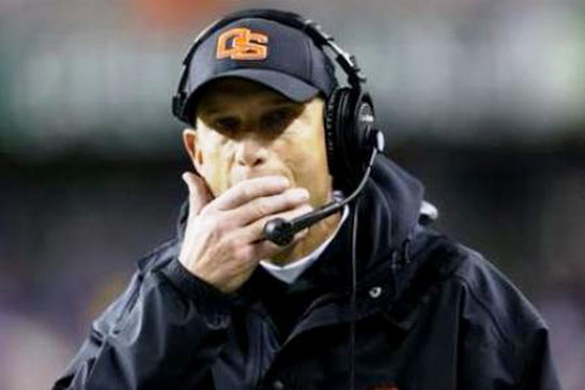 Several things that happened this season, both good and bad, came as a surprise to coach Mike Riley.