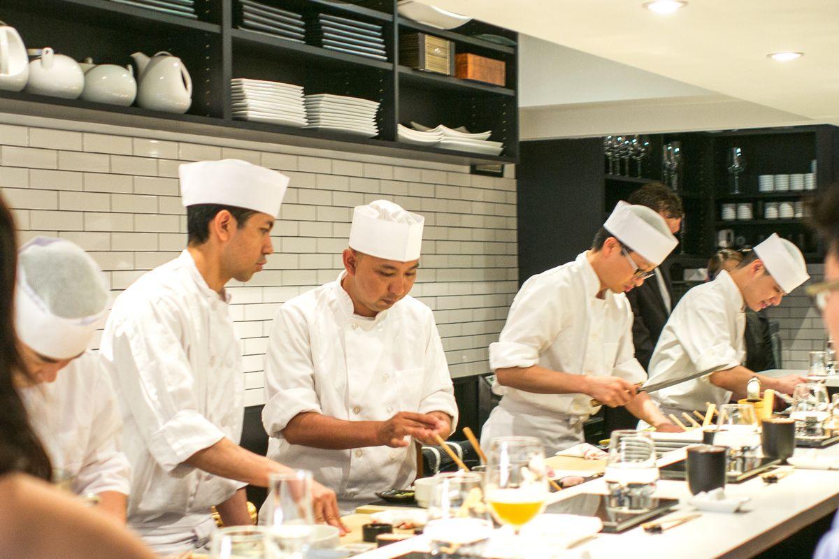 Sushi Nakazawa