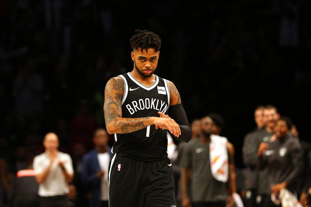Image result for d'angelo russell ice nets