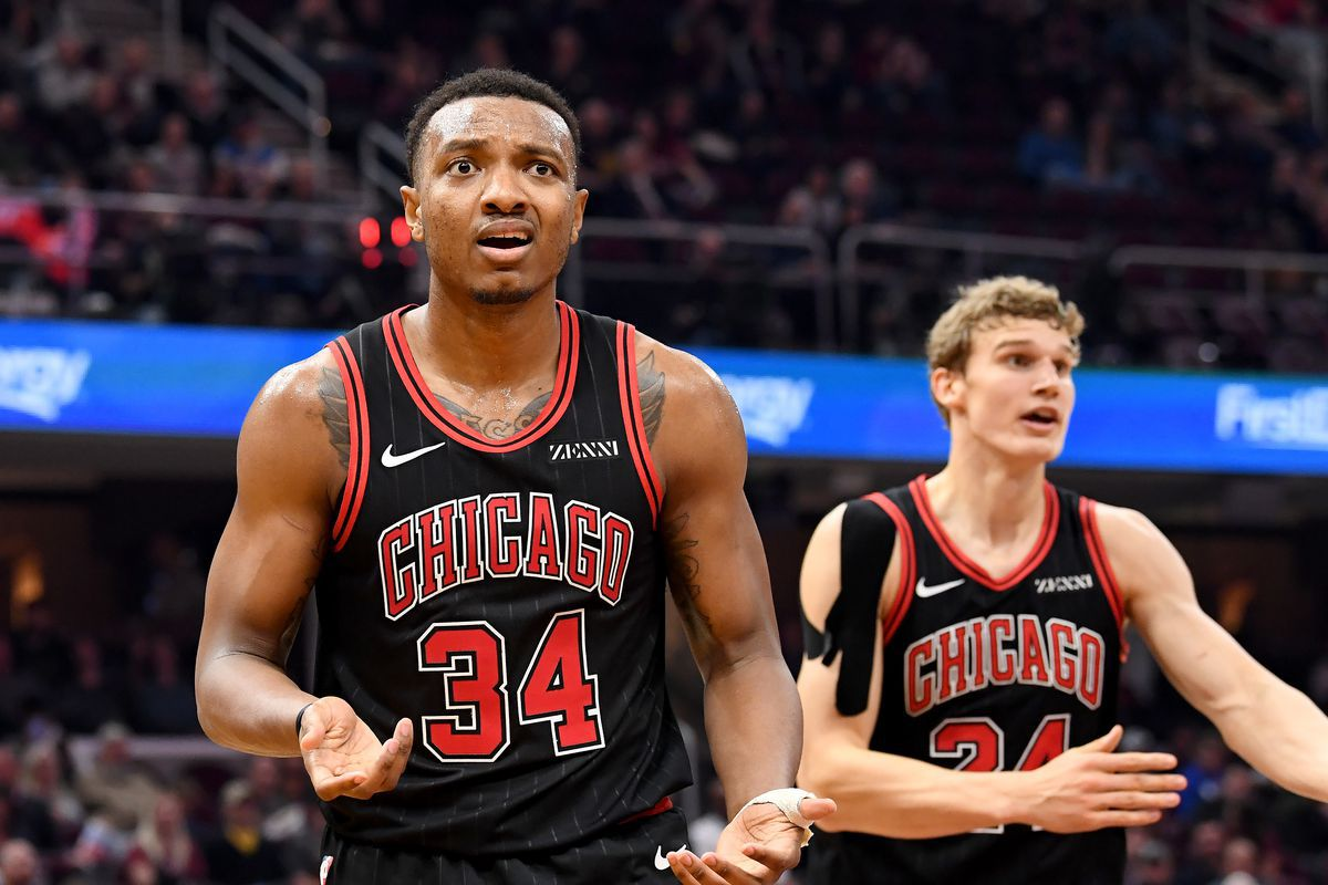 Obi Toppin could fit in well with the Bulls' Wendell Carter Jr. and Lauri Markkanen.