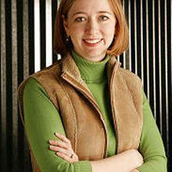 Shannon Hale, winner of the coveted Newbery Honor Award for children's books.