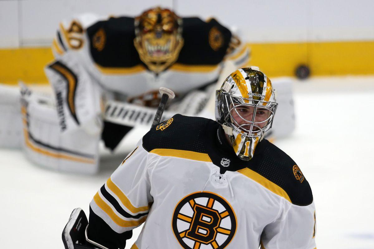 Boston Bruins Vs. New York Islanders At Nassau Veterans Memorial Coliseum