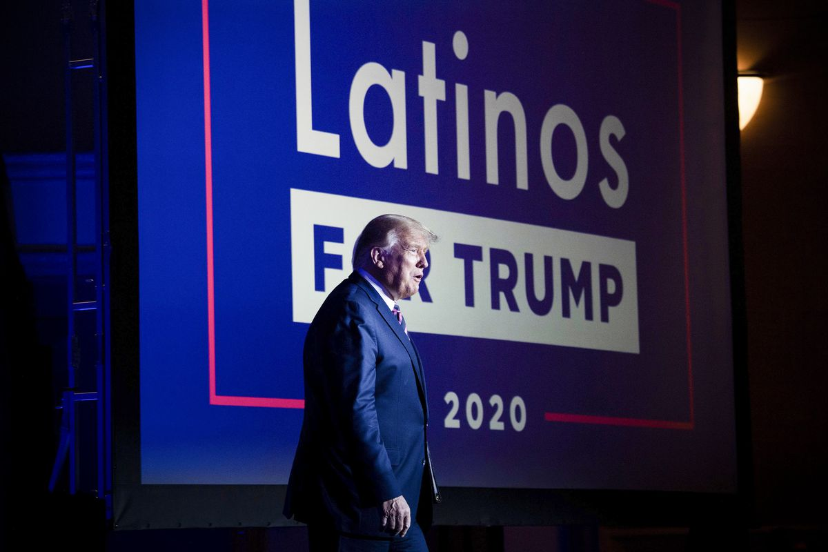 Trump, Biden, and the battle to win the Latino vote in Arizona and Florida, explained