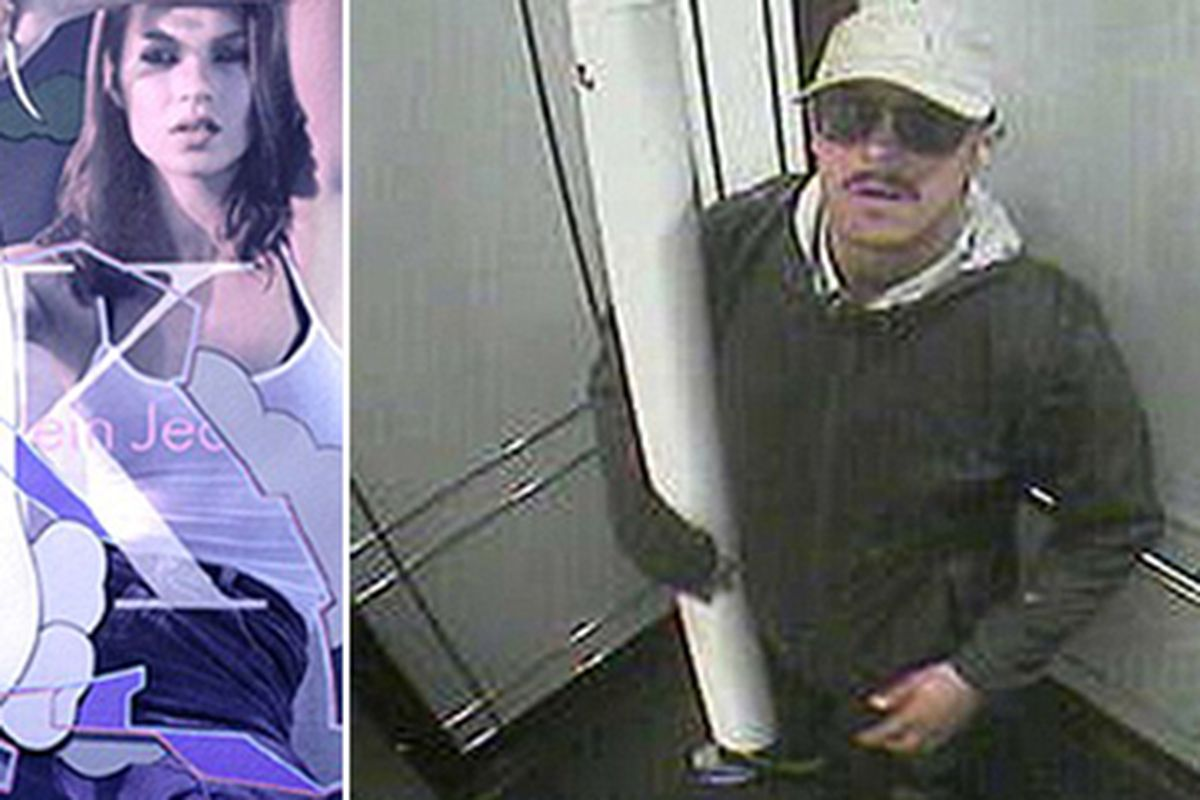 """Images via the <a href=""""http://www.dailymail.co.uk/news/article-2025228/Marc-Ecko-art-gallery-Burglar-walks-100k-Untitled-Calvin-Klein-painting.html"""">Daily Mail</a>"""