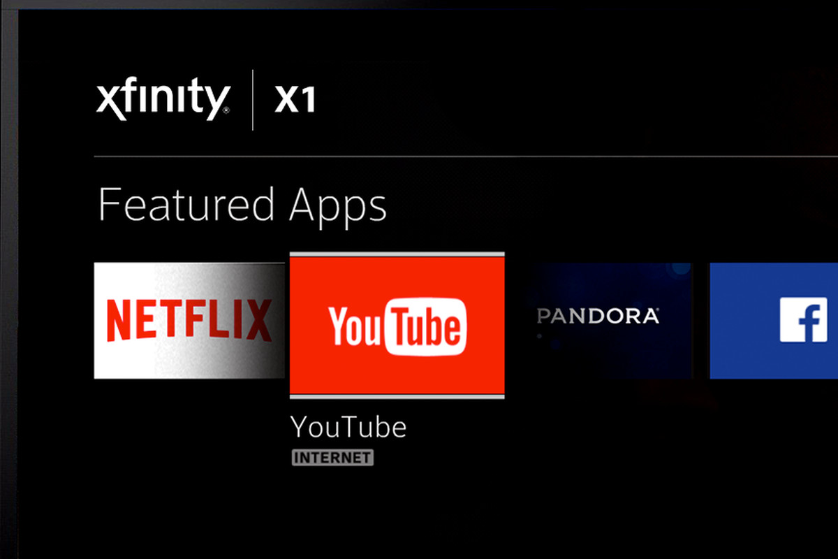Comcast Is Integrating YouTube Into Its Set-top Box