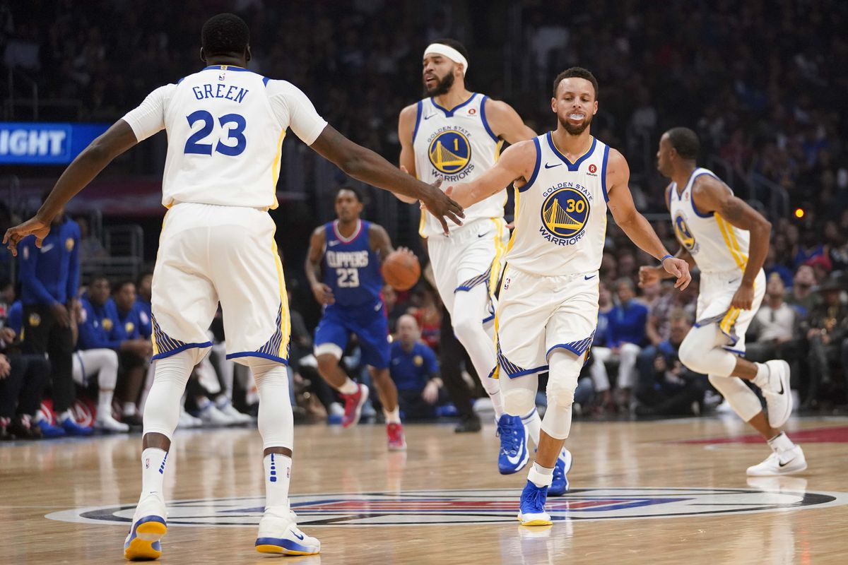 Warriors' Curry (ankle) out again vs