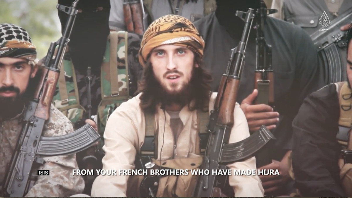 ISIS Fighter Video