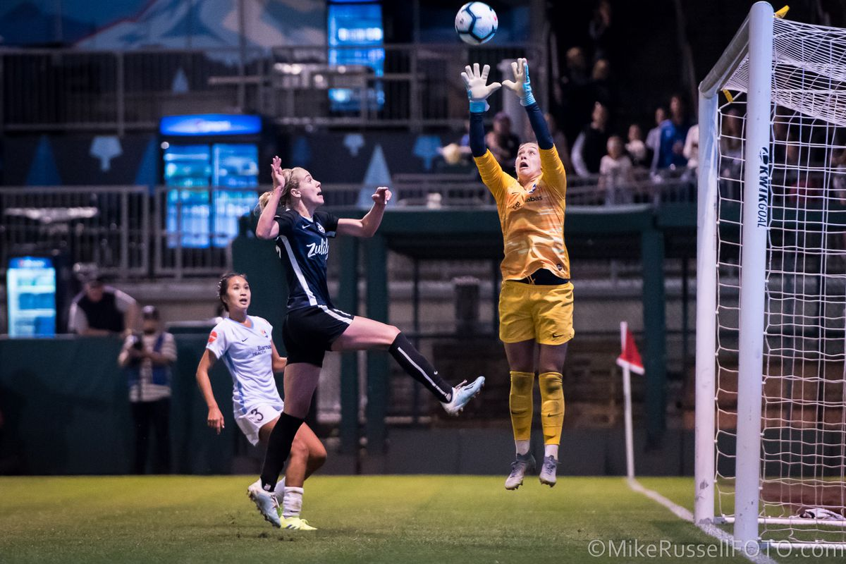 Reign FC can't finish their chances in loss to Sky Blue FC