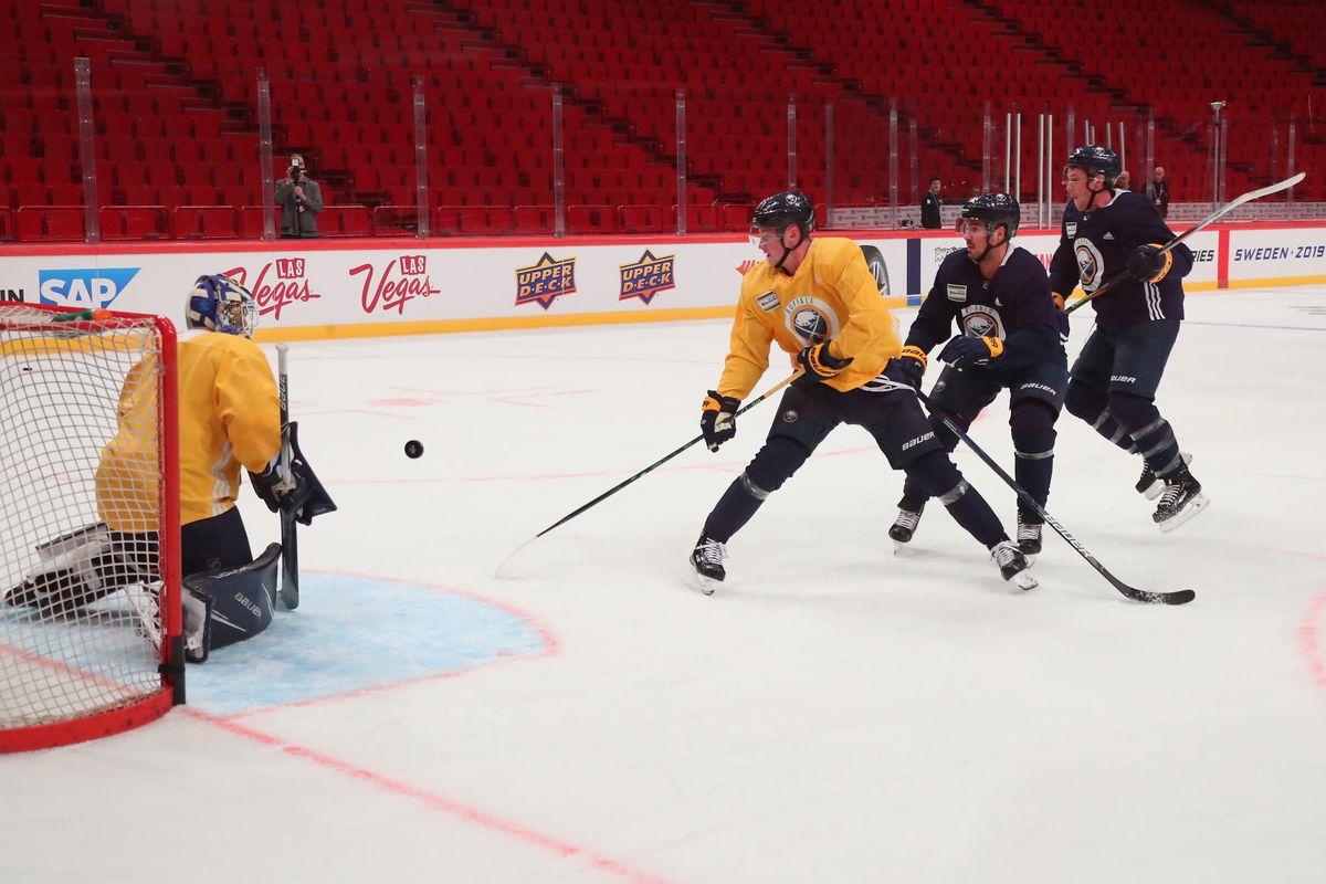 2019 NHL Global Series - Sweden - Team Practices