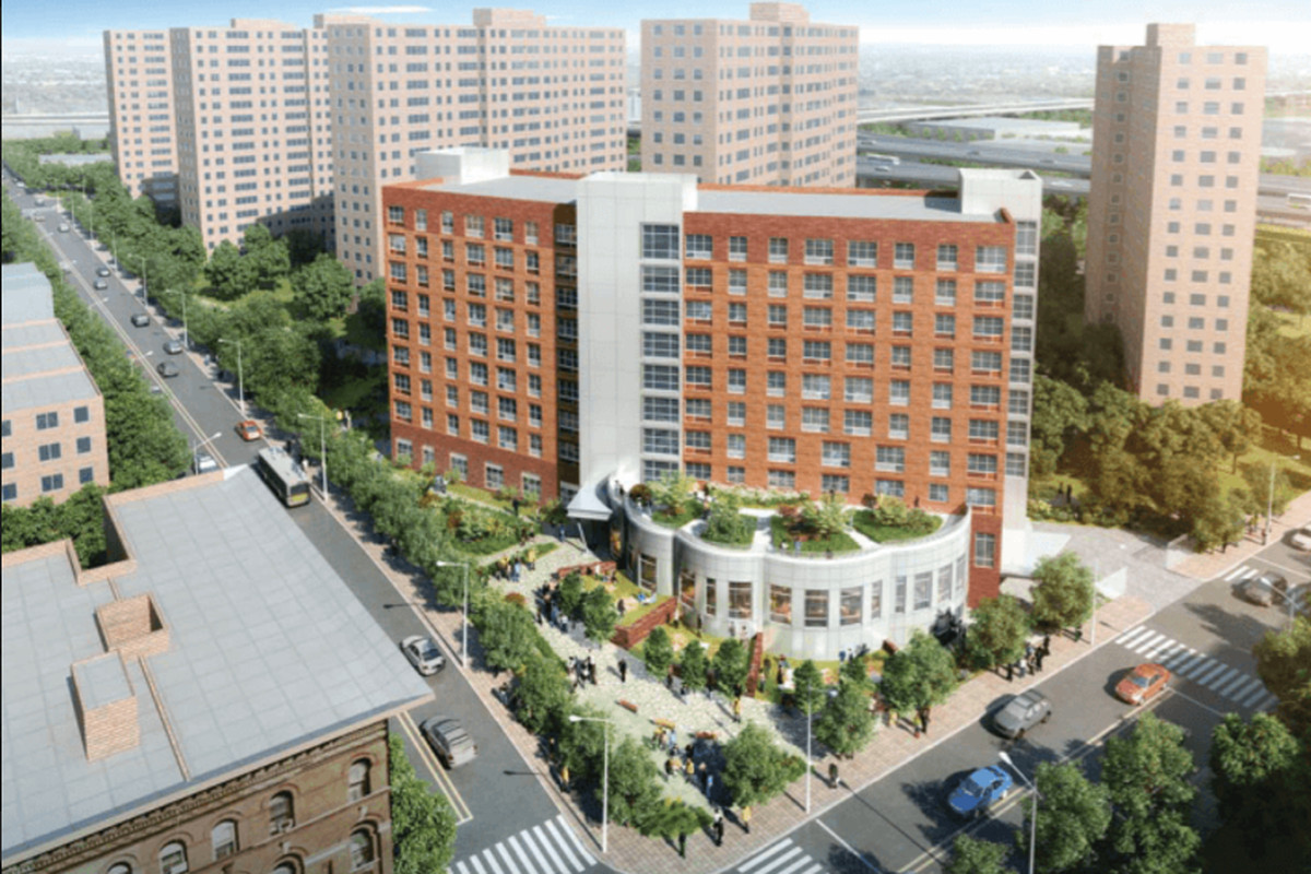 Affordable housing for seniors coming to South Bronx NYCHA building – Senior Housing Building Plans