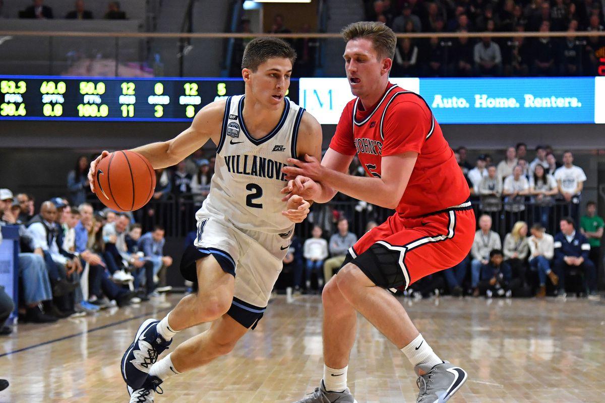 NCAA Basketball: St. John at Villanova