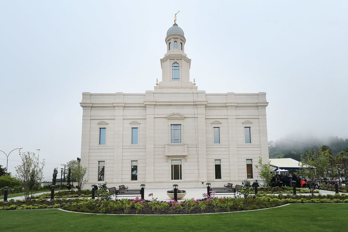 The Concepcion Chile Temple in Concepcion, Chile, was dedicated by leaders of The Church of Jesus Christ of Latter-day Saints on Sunday, Oct. 28, 2018.