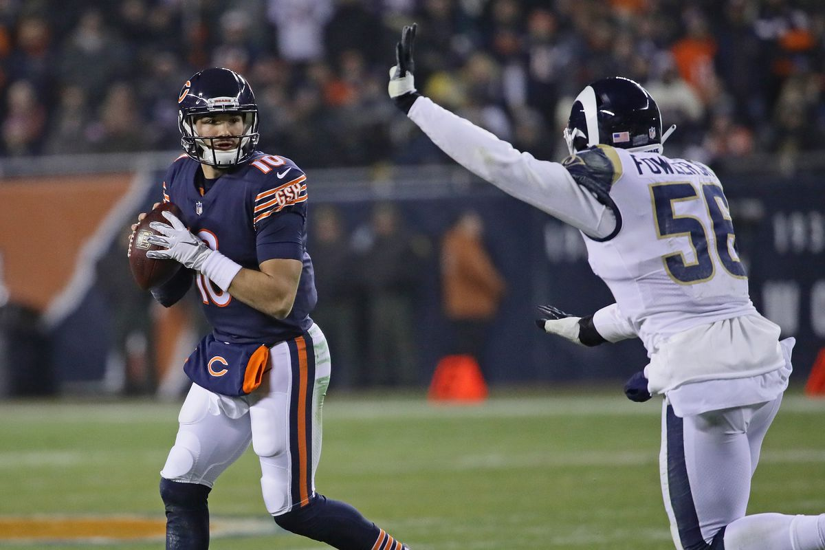 Chicago Bears clinch NFC North division, headed to ...