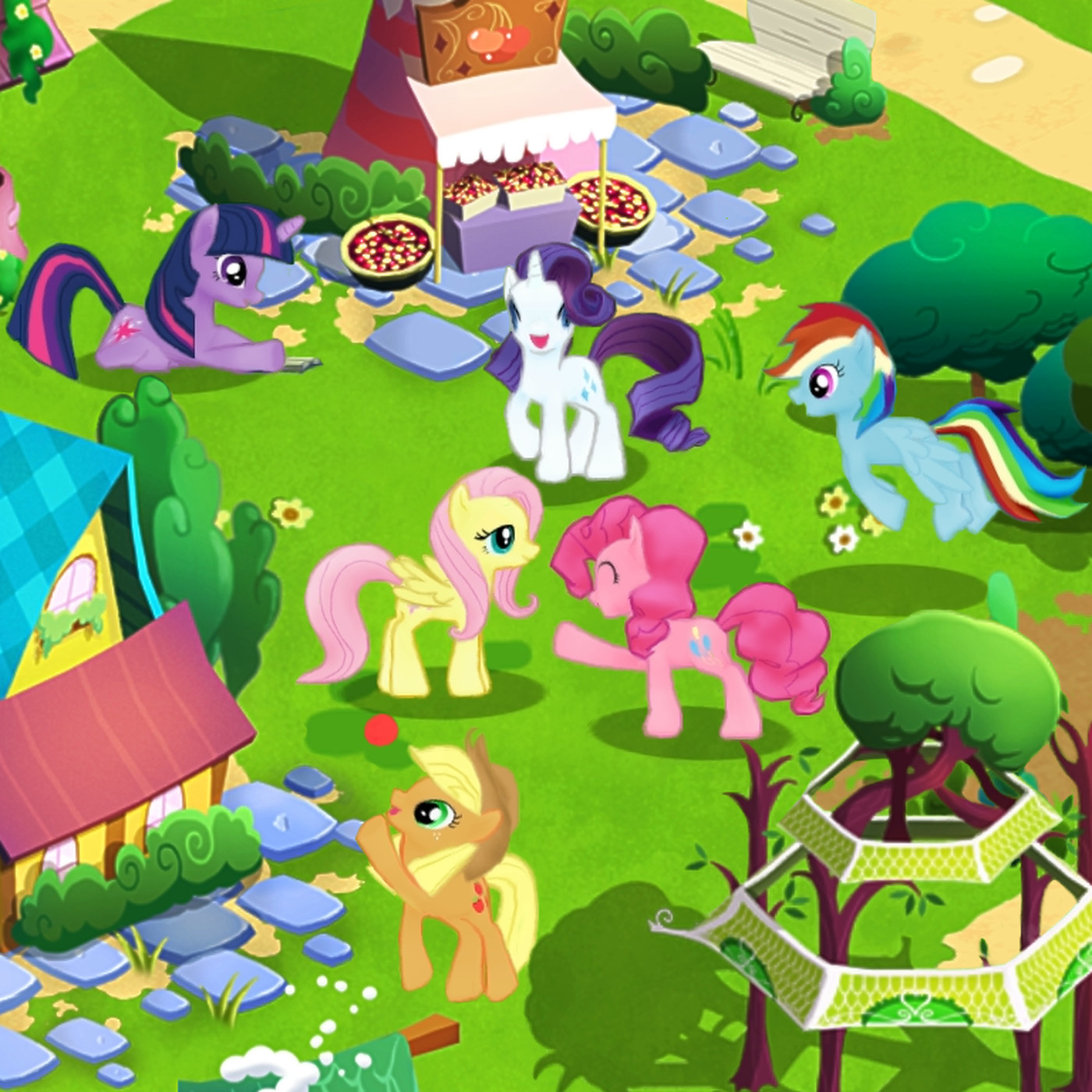 My Little Pony coming to iOS and Android from Gameloft - Polygon