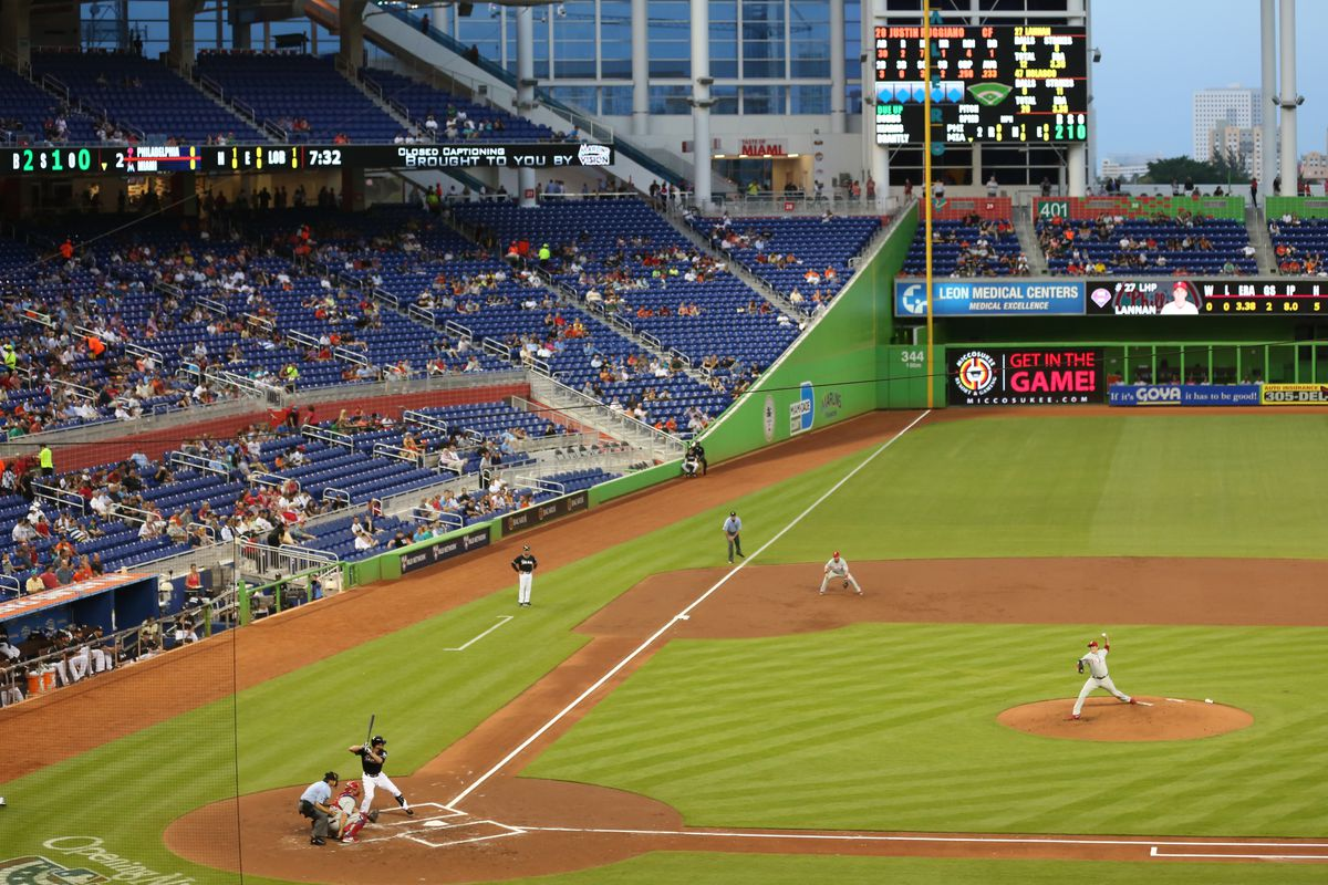 Where To Eat At Marlins Park The 2015 Edition Eater Miami