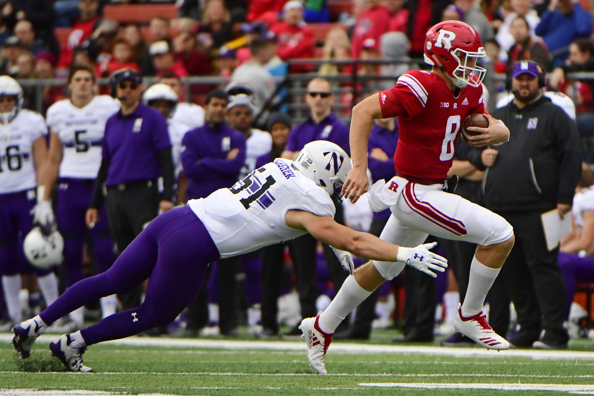 Rutgers Football 2019 Quarterback Preview On The Banks