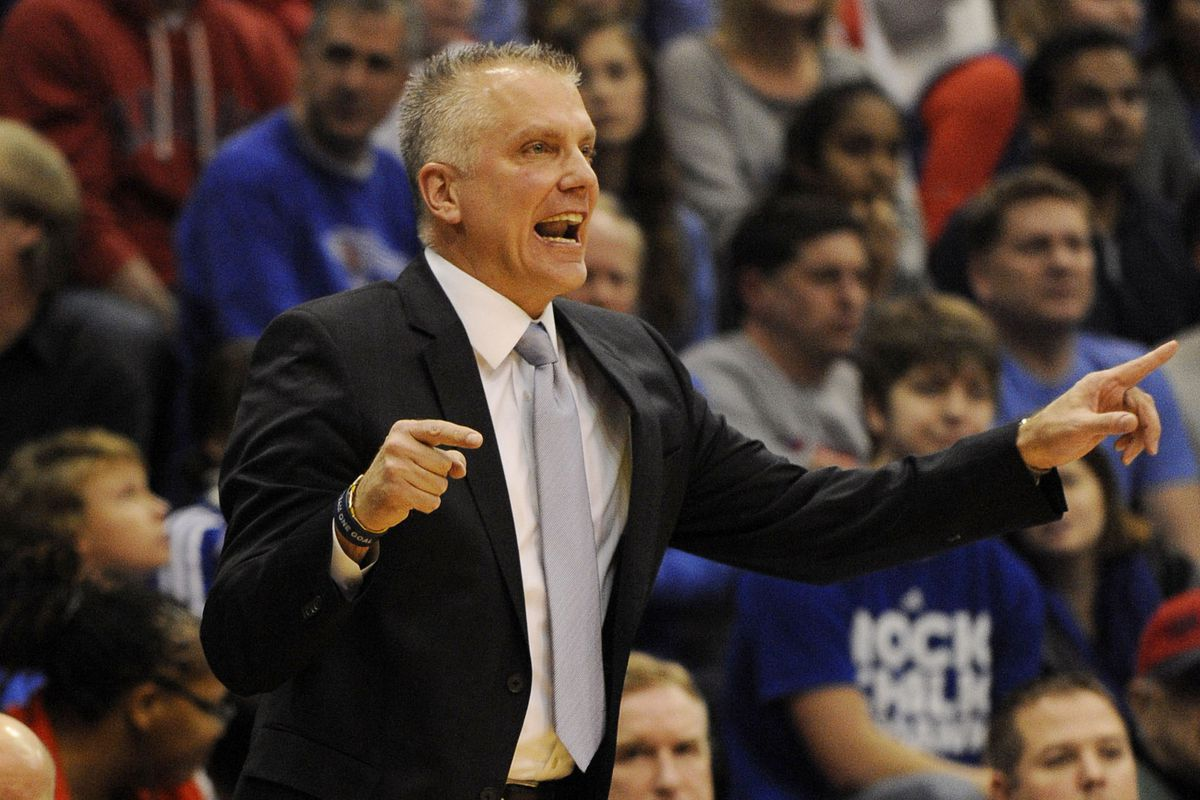 Tod Kowalczyk will have a tough non-conference schedule to work through next season.