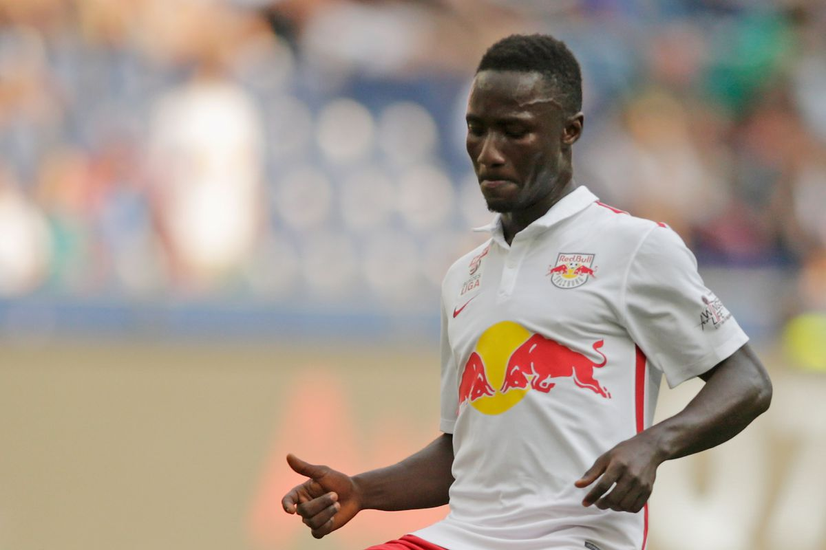 Leipzig confirm rejected £66m bid for Liverpool target Keita