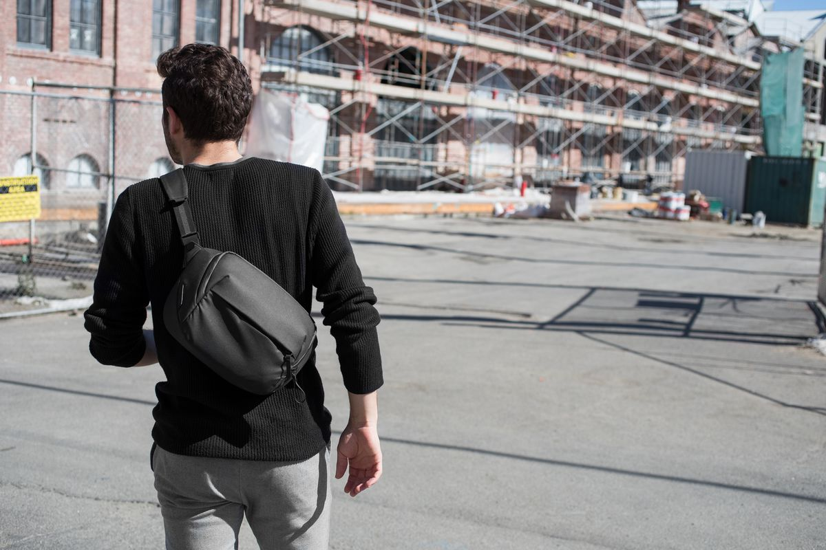 Peak Design's new 5L Everyday Sling is a small and stylish