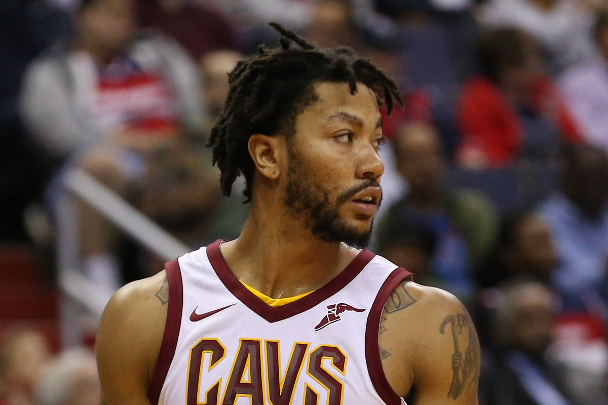 c66fd4b7d75 The Cavaliers no longer have room for Derrick Rose - Fear The Sword