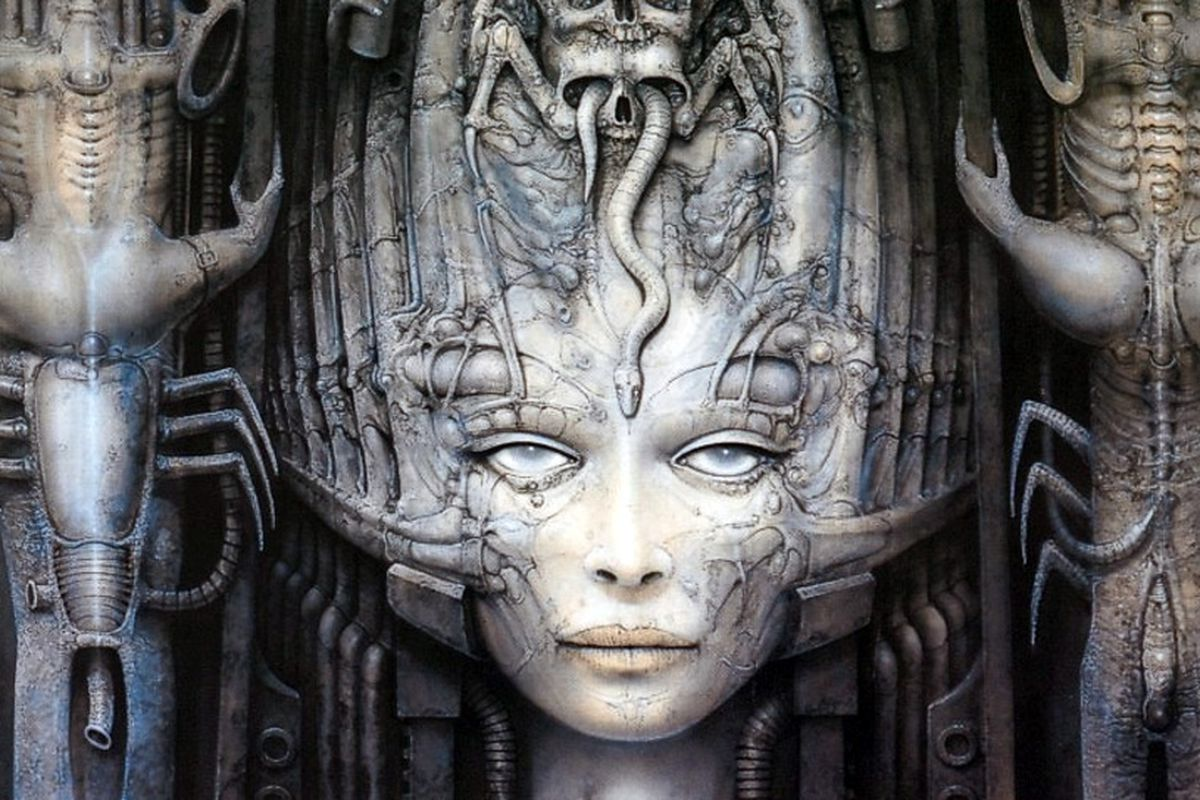 Image result for HR giger