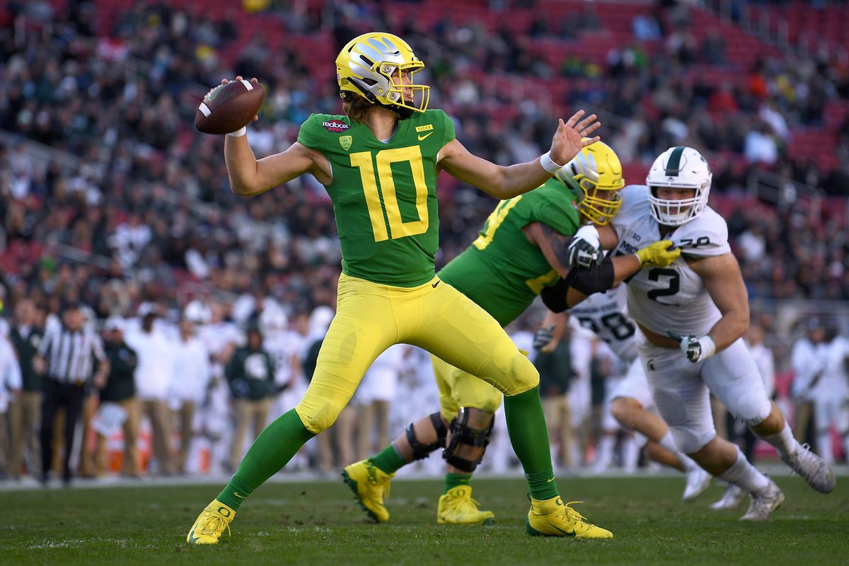 ASU Football Opponent Primer: Oregon Ducks