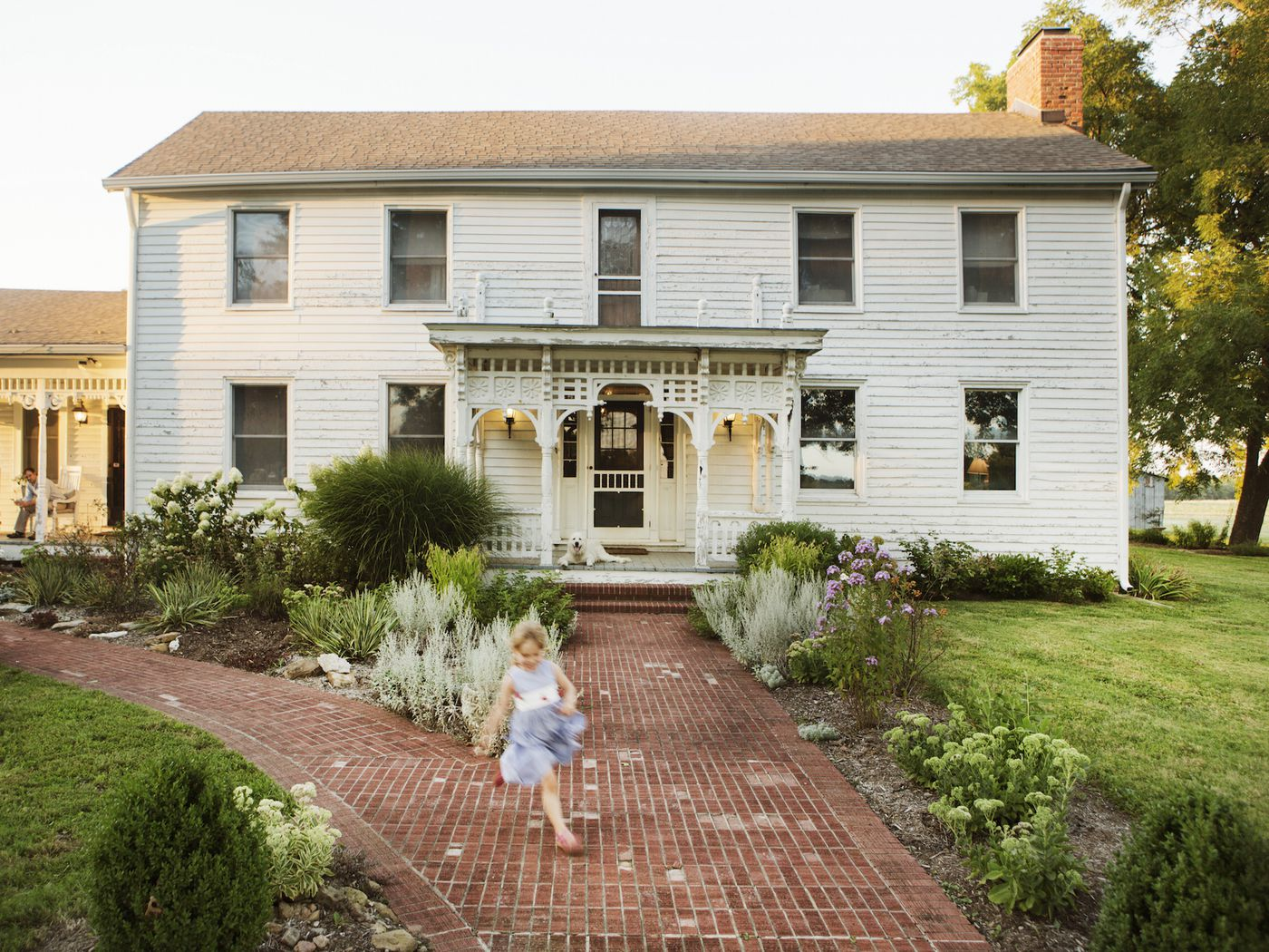 barn raising turning a family farm into a modern heartland