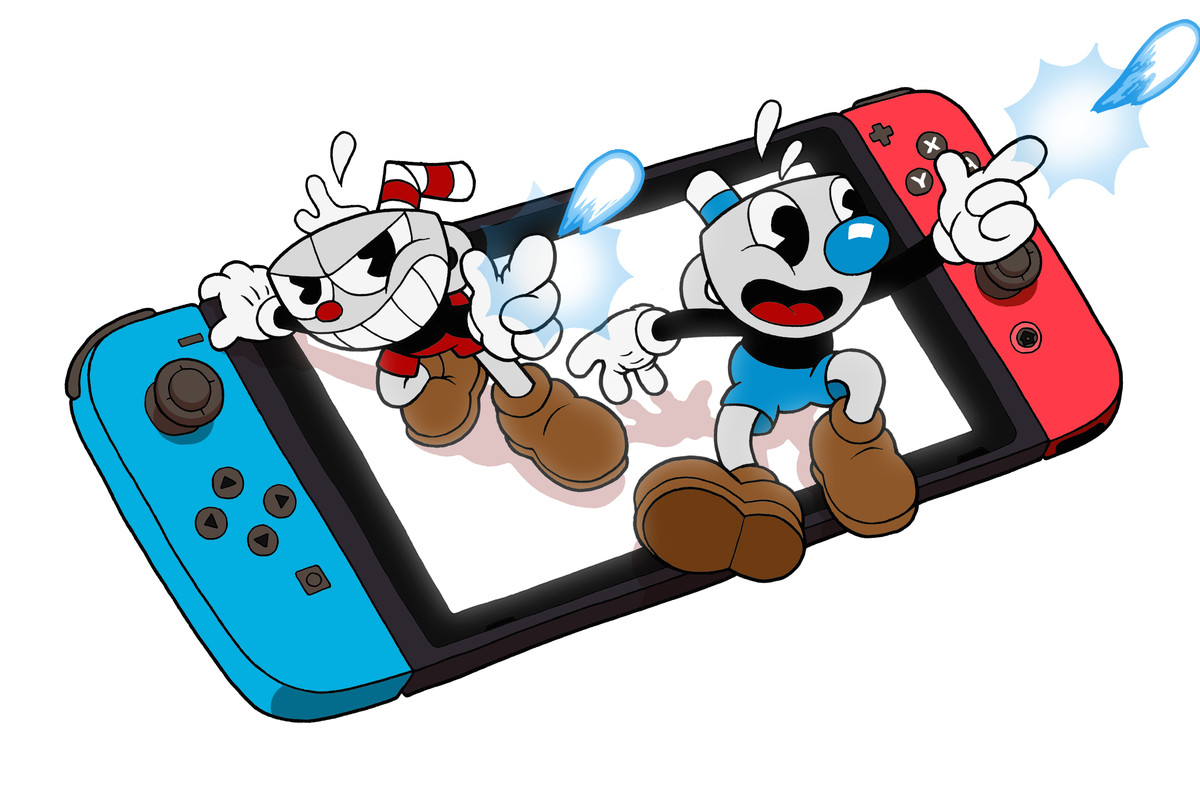 Cuphead Is Coming To The Nintendo Switch With Xbox Live