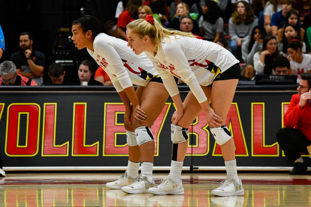 Maryland volleyball vs Indiana preview