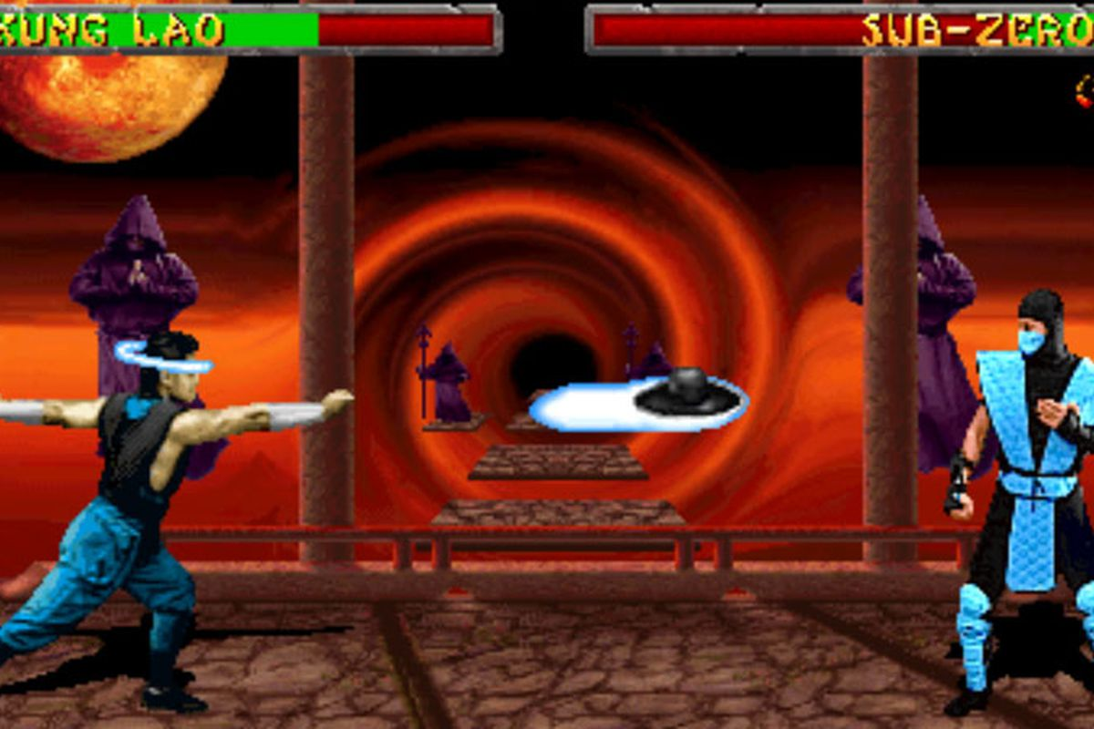 Hacker tweaks Mortal Kombat 2 to make hidden characters
