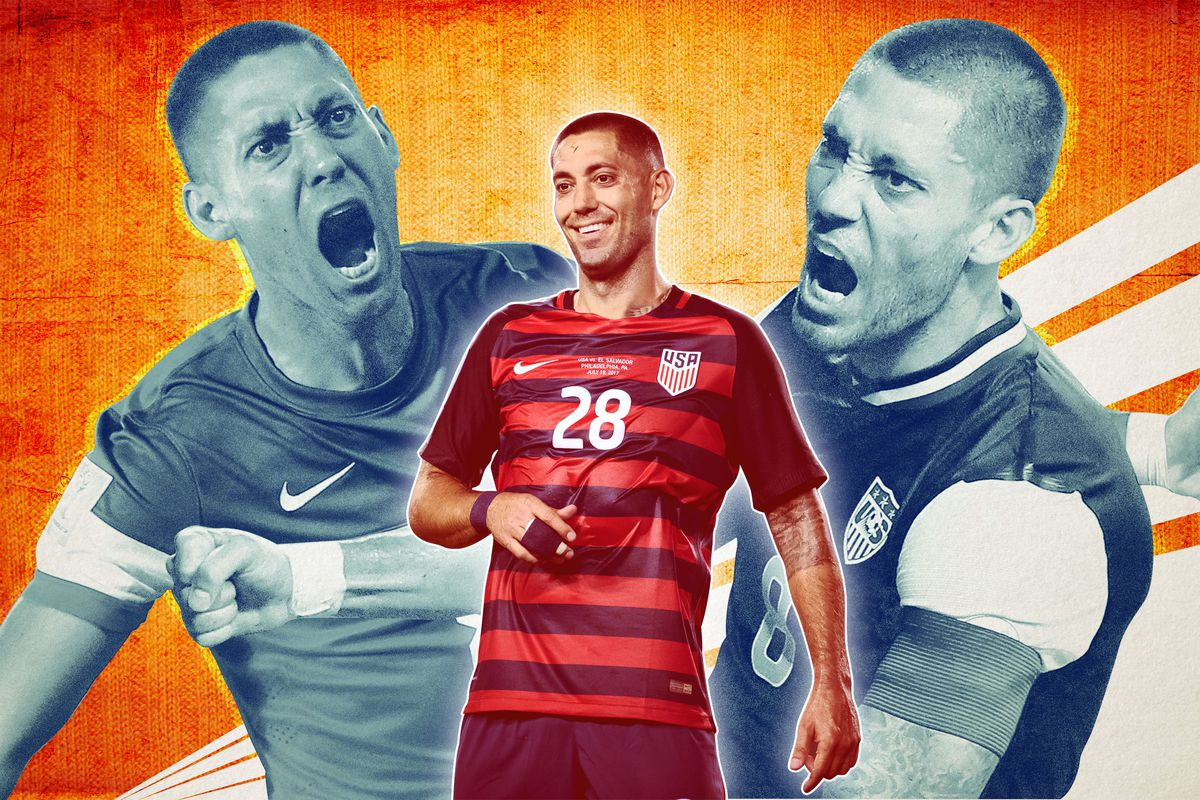 2553e1cce1b Deuces  Remembering the Best Moments From Clint Dempsey s Career ...