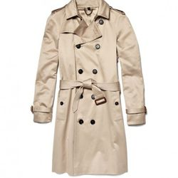 Burberry Prorsum - Double-Breasted Trench Coat<br />$1,530 (50% off) = $765