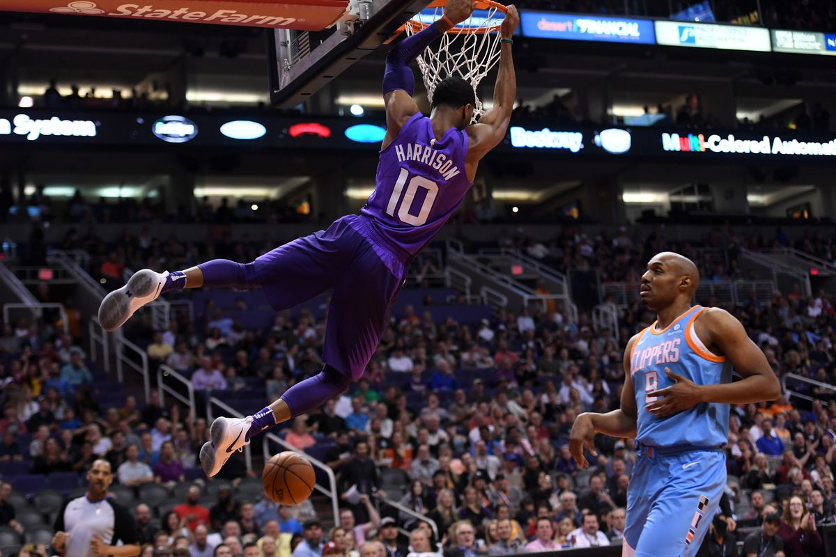 low priced 7491f e047b Suns plan to keep Shaquille Harrison on main roster this ...