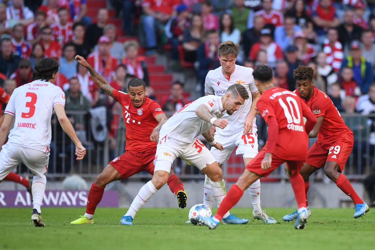 Four observations from Bayern Munich's 2-1 victory against Union ...